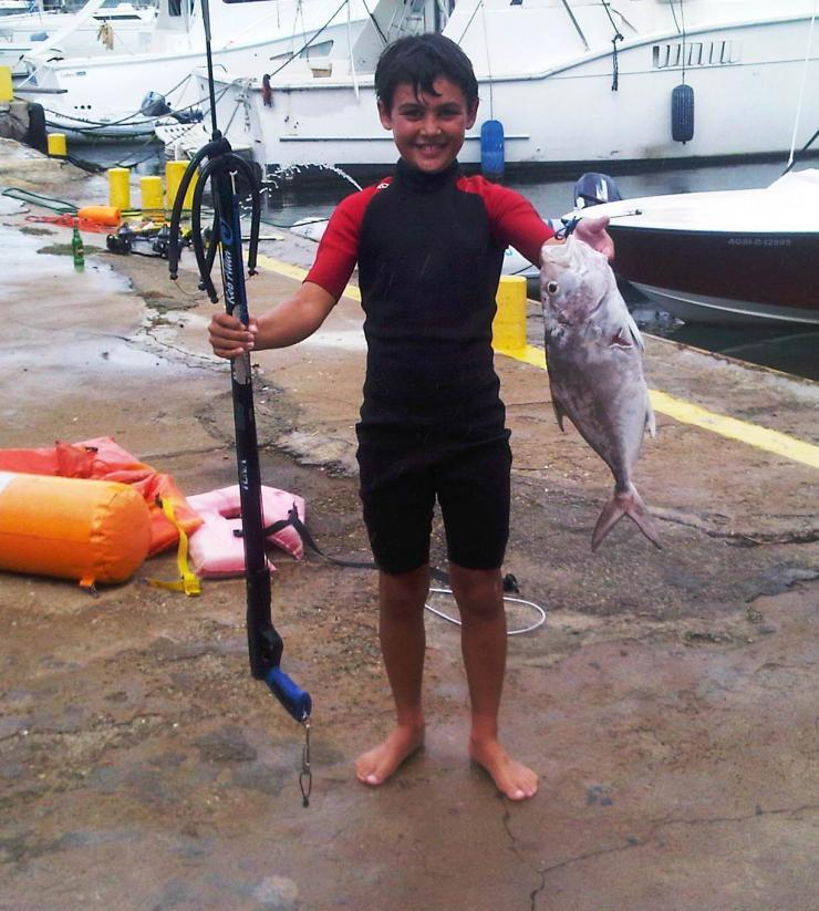 Spearfishing Venezuela