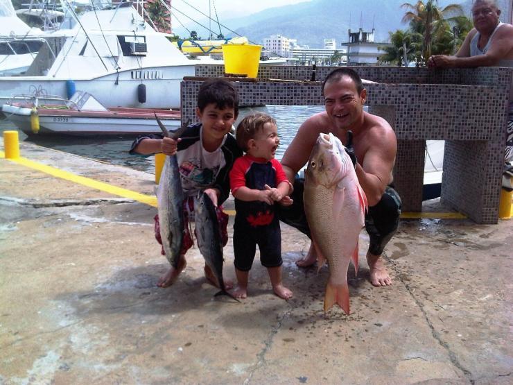 Pesca Laguna
