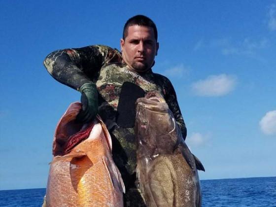 Speardiver Reef 1.5mm Wetsuit Cubera Miami 01