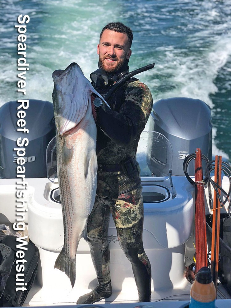Best spearfishing wetsuit
