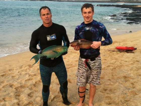 Hawaii Spearfishing