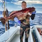 Speardiver Reef 7mm Large-Long Wetsuit Fireback Grouper